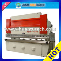 WC67Y Hydraulic CNC Press Brake , Plate Bending Machine , Hydraulic Press Brake