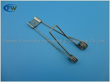Reasonable price Nickel-plated double torsion spring down light torsion spring ceiling light spring