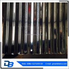 hot sale Galvanized corrugated steel roofing/GI corrugated steel sheet