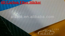 Blue Vinyl Wrap Cat Eyes Wrap Flashing And Sparkling With Air Drains 1.52*30m High quality best price