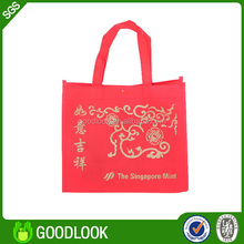 wholesale eco friendly non woven folding shopping bag