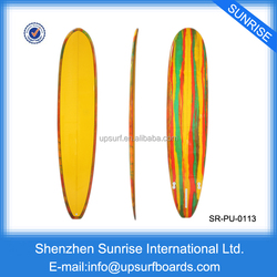 Made in China Resin Tint Surf Custom Surfboard Longboard For Sale