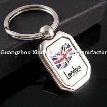 England London Key ring promotion gift /Customized keyring