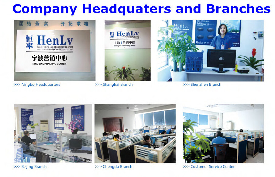 company branches