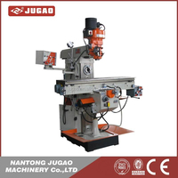 X63 vertical turret milling machine for steel processing