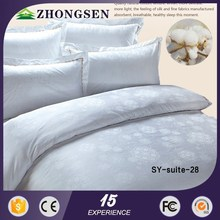 chinese wedding bedding set Luxury brand printed big round cheap quilt bedding