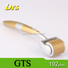 Factory directly sale lowest price skin care 192 needles microneedle ZGTS derma roller
