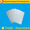 Hot sale virgin skived PTFE sheets supplier