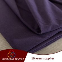 Durable promotional aty polyester lycra jersey fabric