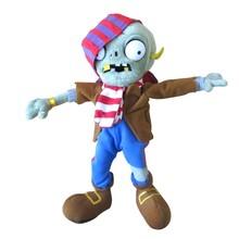 Pirate zombie plush toy 12 Inch