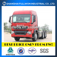 CHINA GOOD QUALITY 6X6 TRACTOR HEAD TRUCK