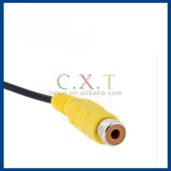 RCA to 2.5mm AV-IN Female Cable