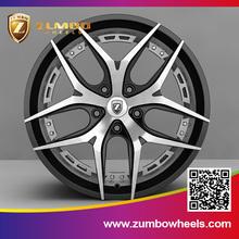 2015 Z80 latest aluminum alloy wheel hub Alloy Wheels Rims