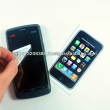 New arrived good quanlity mobile phone screen cleaner sticker