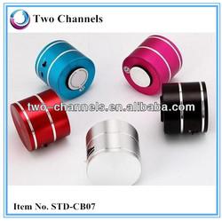 vibrating portable singing table bluetooth Speaker 10W (STD-CB07)