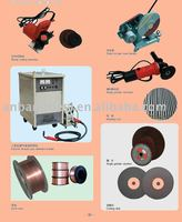 welding machine and cutting machine