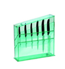 wall mount high quality acrylic knife holder
