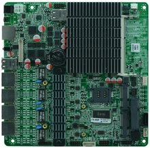 With Intel J1800 Quad core 22nm processor 2.41GHz motherboard for network security