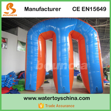 M Model Inflatable Paintball Barriers For Paintball Sports