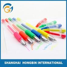 Highlighter Gel Multi Color Gel Ink Pen