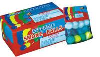 Monkey fireworks Color Smoke Ball Paper Shell firework