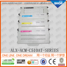 For Lexmark C510/C510d/C510dtn 20K0503/20K0500/20K0501/20K0502 COMPATIBLE TONER CARTRIDGE ALM-C510KAT/CAT/YAT/MAT