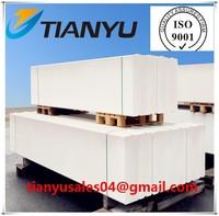 China ISO ODM factory lightweight australian standard AAC concrete board