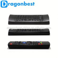 C130 2.4G wireless keyboard with Infrared learning function mx3 air mouse