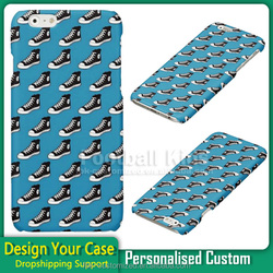 Custom Printed Luxury 3D Blank phone Case Fashion Sneakers design Cover Printing for iPhone 6S Plus