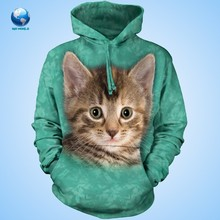 2015 3D printing custom sweatshirt