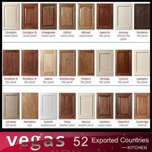 Wood closet doors