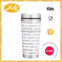 450ml hot sale 18/8 stainless steel auto mug cooler and warmer MX-1350