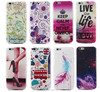 Cute Animal Rubber DIY Soft Cover Case TPU Phone Back Case for iPhone 6 4.7