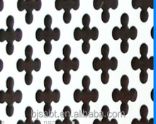 decorative metal hole punches/decorative perforated metal for cabinets
