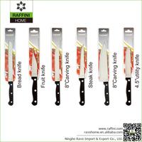 Fine Kitchen Cutlery Steel Chefs Kitchen Knives