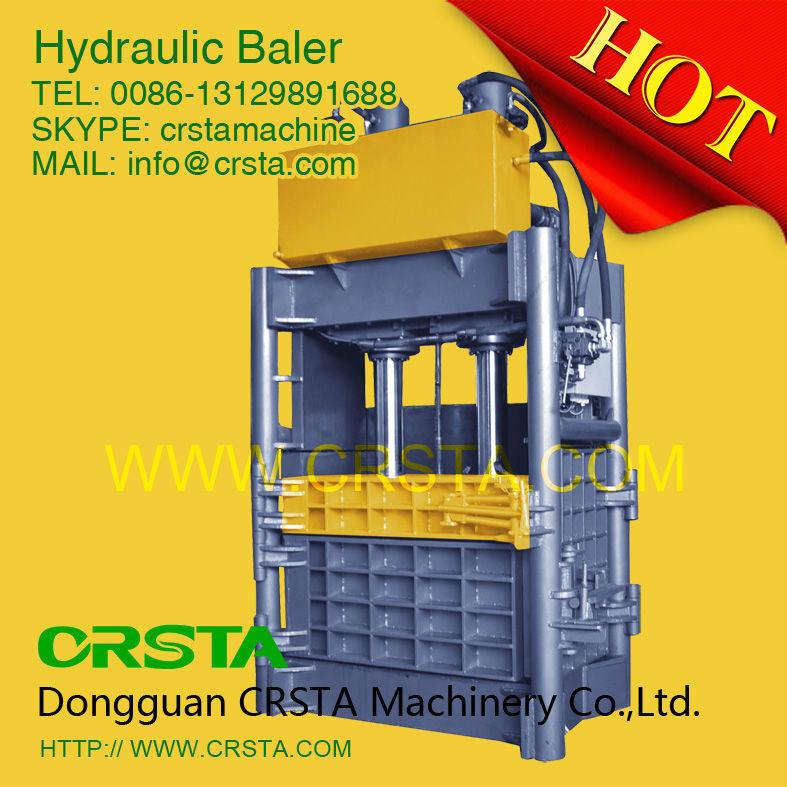 hydraulic baler002