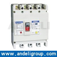 AM1L Series Earth Leakage Circuit Breaker elcb 100a 4 pole circuit breaker