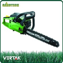 450mm gasoline chain saw,45cc gasoline chainsaw
