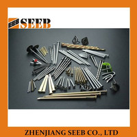 High quality black concrete steel nail product