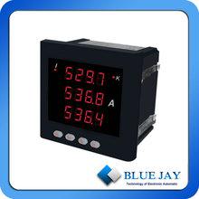 BJ-193I LED Three phase current meter ampere measurement Panel Meter