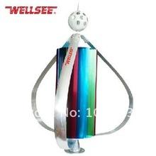 Wellsee 12V 24V WS-WT300 400W watts solar wind turbine
