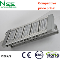 Super powerful competitive price 3 years warranty 130lm/w 300 watt led flood light for tennis court