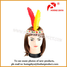 Indian Feather Headbands