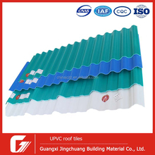 UV And Waterproof Protected Plastice Material Shingle Roof Tiles