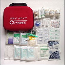 Red cross survival first aid kit with FDA certificate