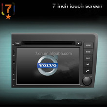 7 inch 2 din Volvo V70 Car DVD Player with GPS Bluetooth TV Ipod