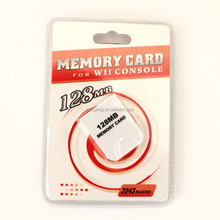 For Wii Memory Card 8MB/16MB/32MB/64MB/128MB/256MB