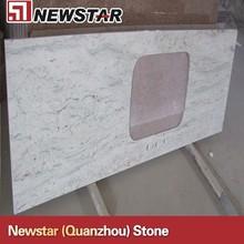 Newstar White River Kitchen Countertop Granite