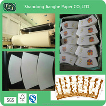 rolls packaging 190g uncoated paper cup base paper