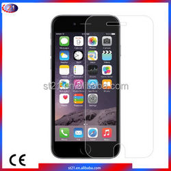 Made In China Alibaba Smartphone Accessories Tempered Glass Screen Protector Cell Phone Cases For Apple iPhone 6 Plus